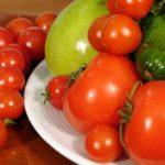 Avocado and Tomato Herb Wrap