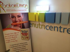 Rock On Divas & The Nutri Centre Wellbeing Day